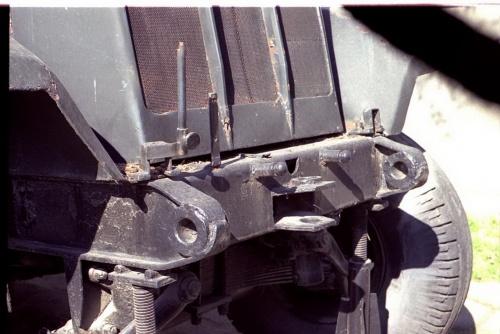 Фотообзор - немецкий полугусеничный транспортер Sd.Kfz.9 FAMO (23 фото)