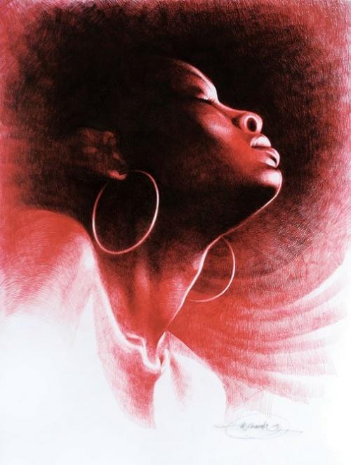 Onyeka Ibe, нигерийский художник и иллюстратор моды (83 фото)