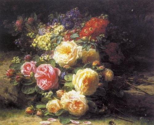 Работы художника Jean-Baptiste Robie (20 работ)