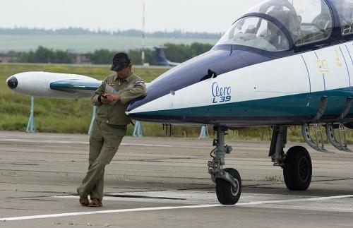 Современная авиация России. Фотограф Юрий Кулик (69 фото)