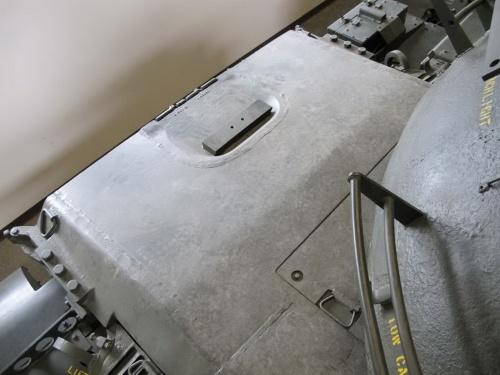 Фотообзор - американский основной боевой танк M103A2 (196 фото)
