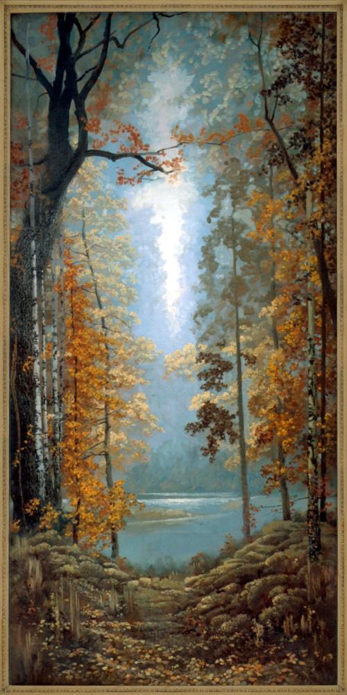 Картины художника. Константин Васильев. Часть 1 (117 работ)
