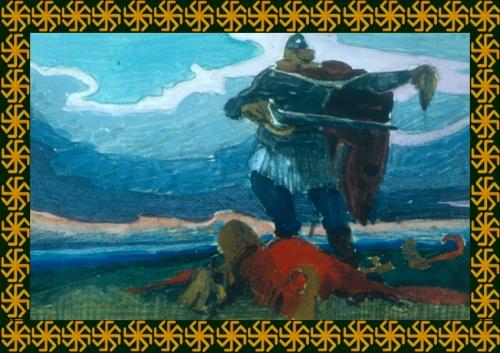 Картины художника. Константин Васильев. Часть 1 (117 фото)