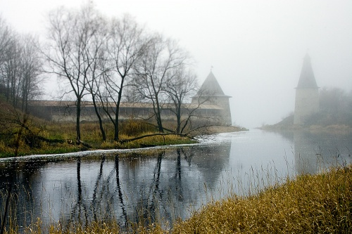 Русский пейзаж. Победители 2011. Категория Архитектурный пейзаж (11 фото)