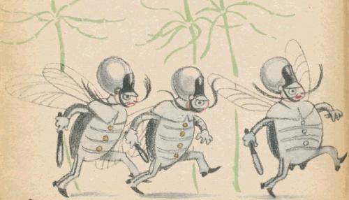 Любимые художники нашего детства - Ника Гольц - часть 3 - ЖИЗНЬ ПРОПИТАНА ЧУДЕСАМИ (31 работ)