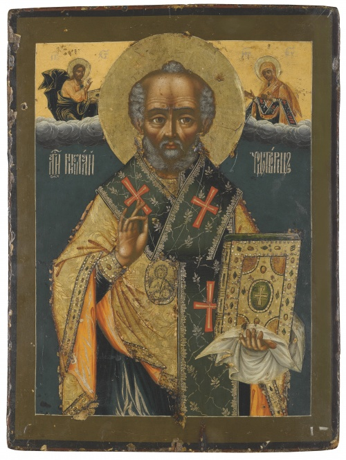 Russian icons (Theophanes Greek, Andrei Rublev, Dionysius) (172 фото)
