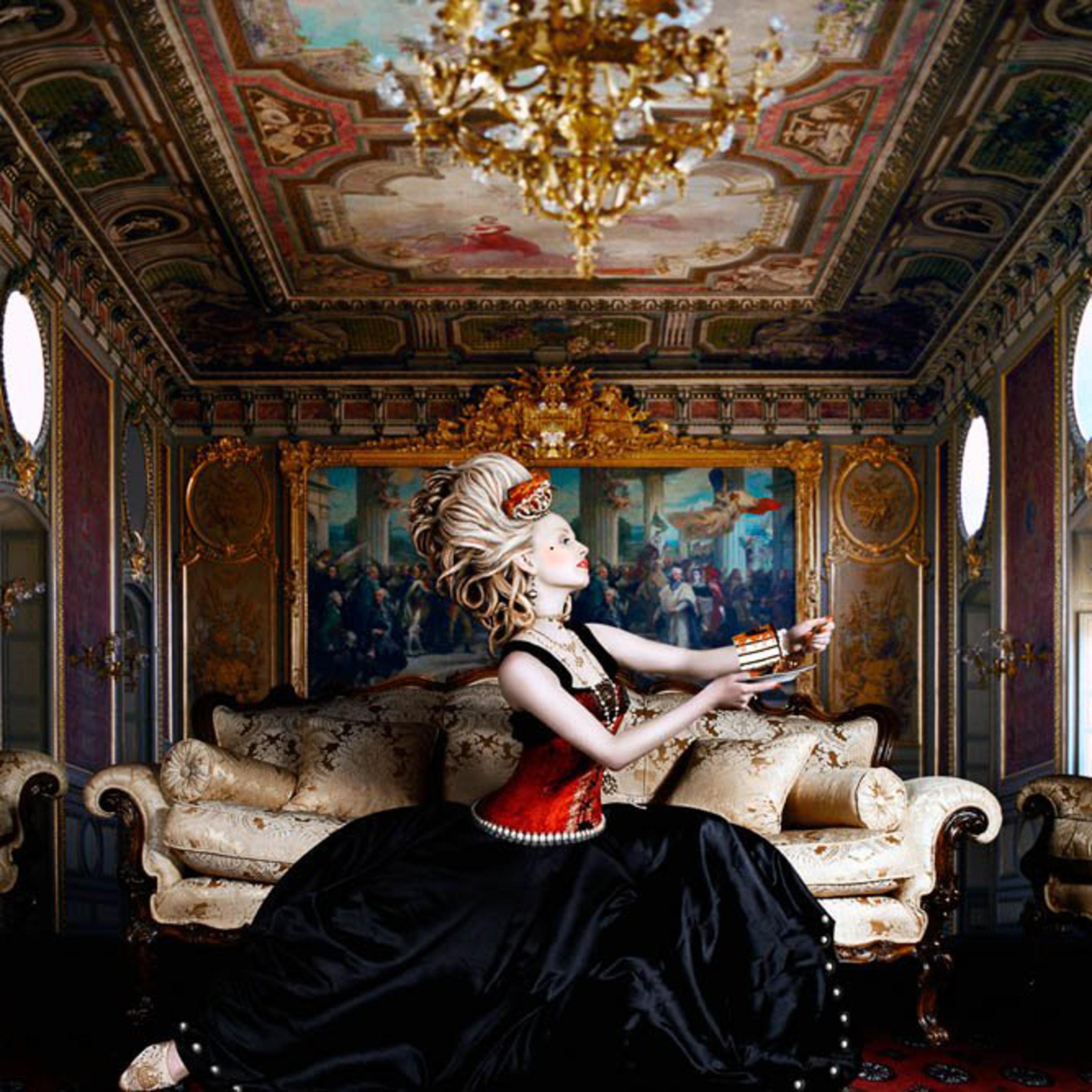Студии для фотосессии в стиле барокко