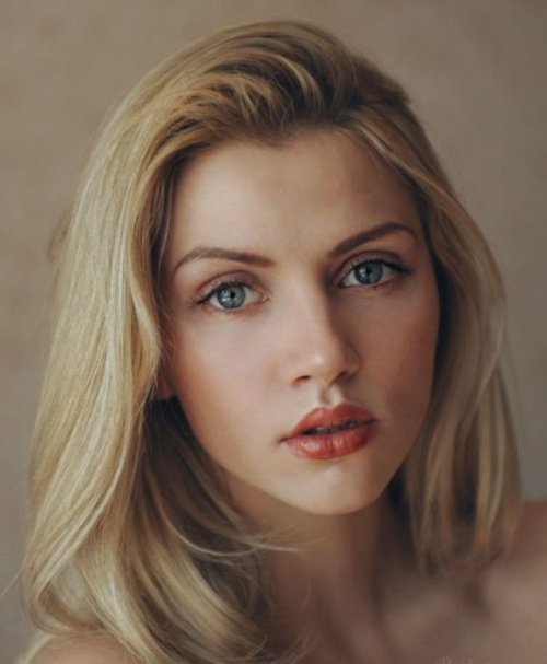 Красивые женские лица крупным планом (87 фото)
