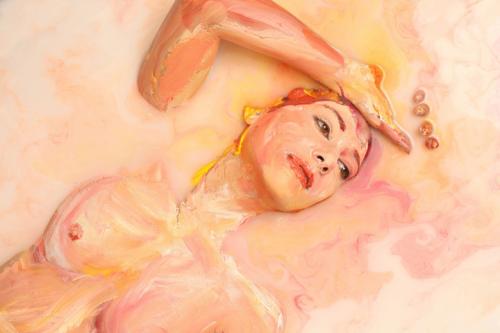 Кожа да масло или живые картины от Алекс Мид (129 фото)