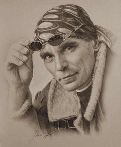Карандашный реализм Krzysztof Lukasiewicz (66 фото)