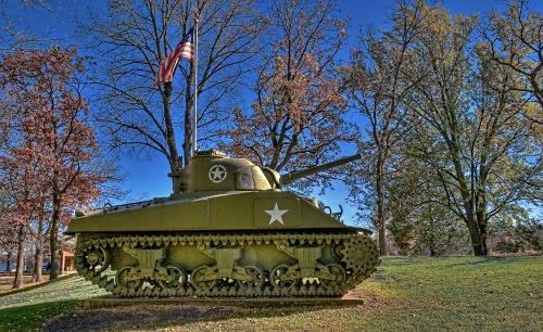 Sherman HDR Photo (5 фото)