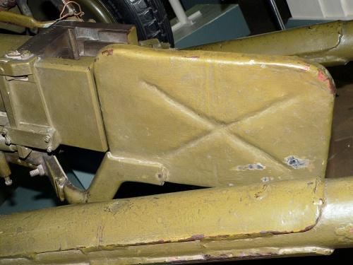 Фотообзор - советская противотанковая пушка 53--К калибра 45mm образца 1937 года (140 фото)