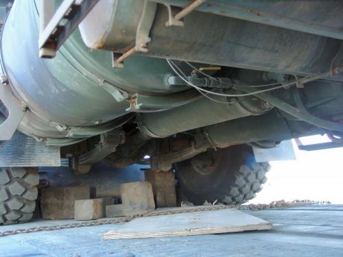 Фотообзор - американский тяжелый транспортер M1070 (HET) (61 фото)
