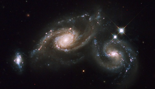 Лучшие снимки телескопа Хаблл (93 фото)