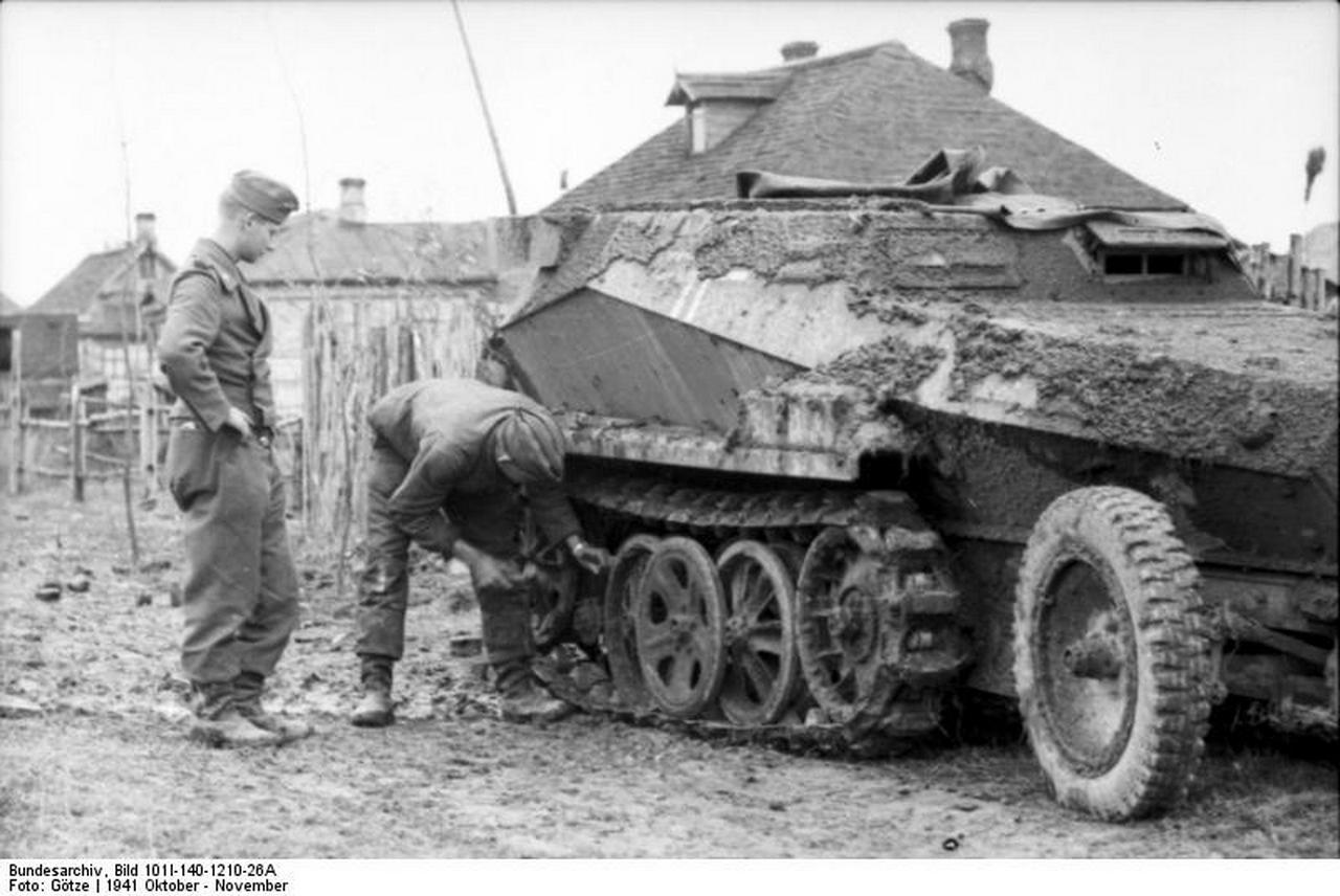 Немецкие военные фотографии периода Великой Отечественной Войны.