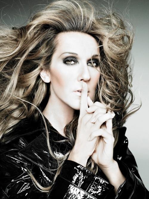 Celine Dion: фотосессия к музыкальному альбому Taking Chances (2007) (19 фото)