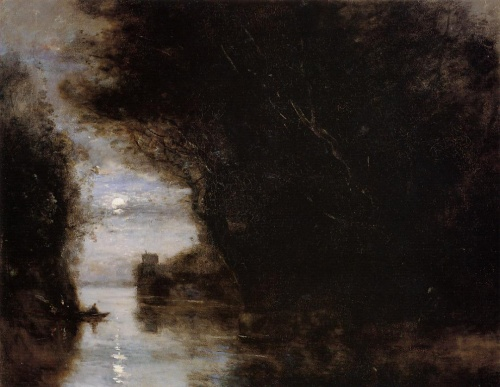 Жан Батист Камиль Коро / Jean Baptiste Camille Corot (412 работ)