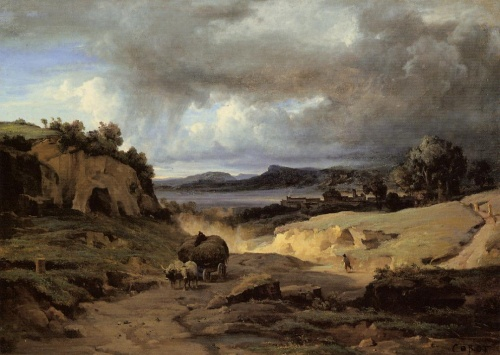 Жан Батист Камиль Коро / Jean Baptiste Camille Corot (412 фото)