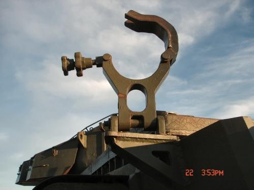 Фотообзор - британский основной боевой танк Centurion Mk.5 (92 фото)