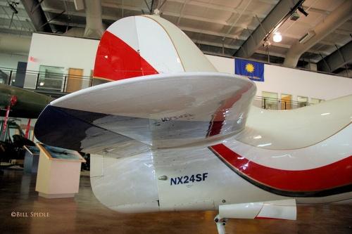 Фотообзор - британский палубный истребитель Seafury FBII (N24SF) (36 фото)