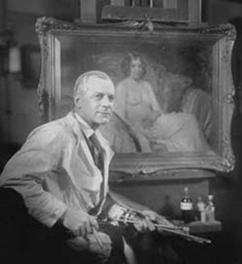 Художник Charles Arthur WHEELER (1880-1977) (49 работ)
