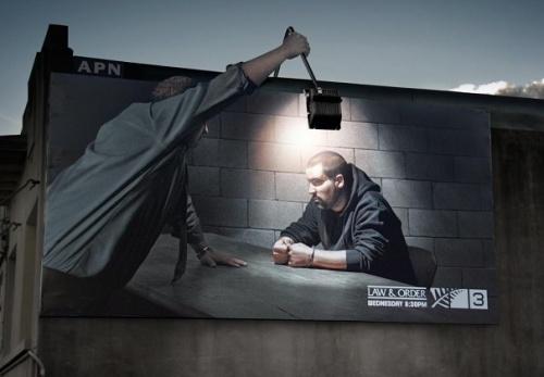 Креативная наружняя реклама (99 фото)