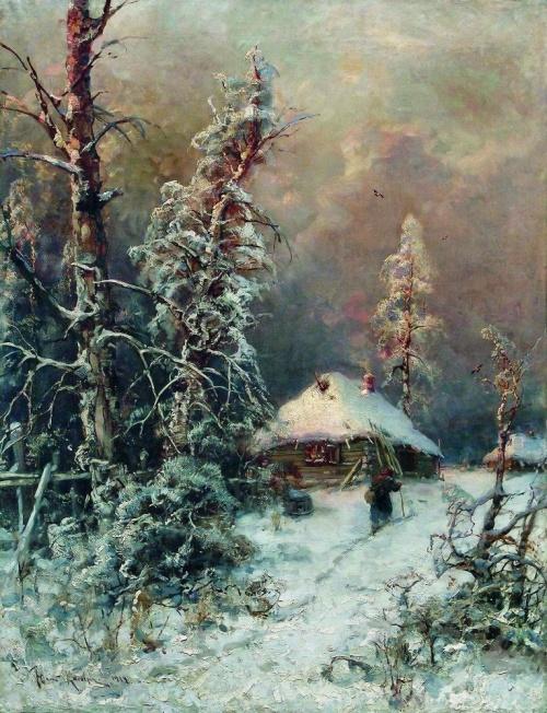 Клевер Юлий Юлиевич - живописец-пейзажист (65 работ)