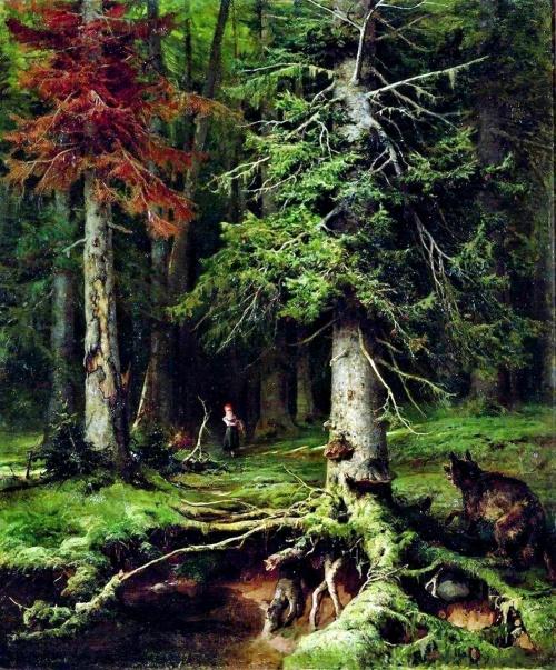 Клевер Юлий Юлиевич - живописец-пейзажист (65 фото)