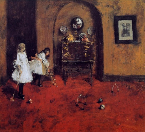 Вильям Меритт Чейс / William Merritt Chase (294 работ)