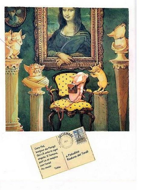Американский иллюстратор Holly Hobbie (Холли Хобби) (146 работ)