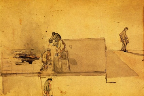 Джеймс Эббот Макнил Уистлер (191 фото)