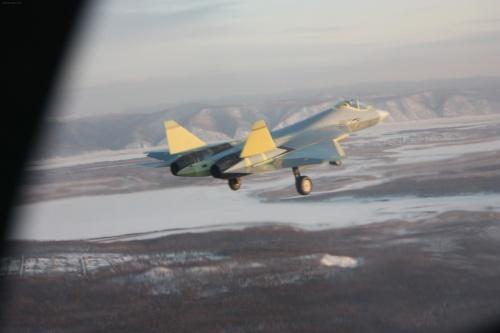 ПАК ФА Т-50-3 (52 фото)