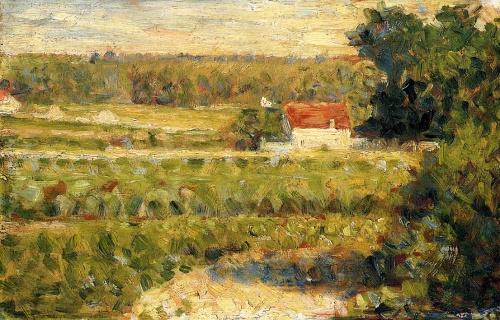 Жорж-Пьер Сёра | XIXe | Georges Seurat (101 работ)