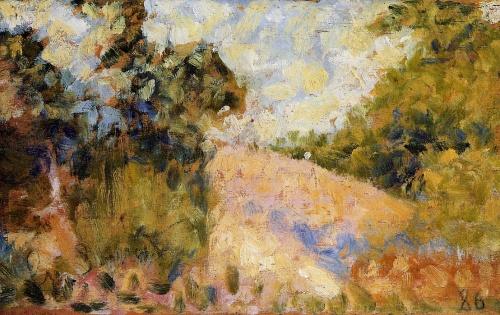Жорж-Пьер Сёра   XIXe   Georges Seurat (101 фото)