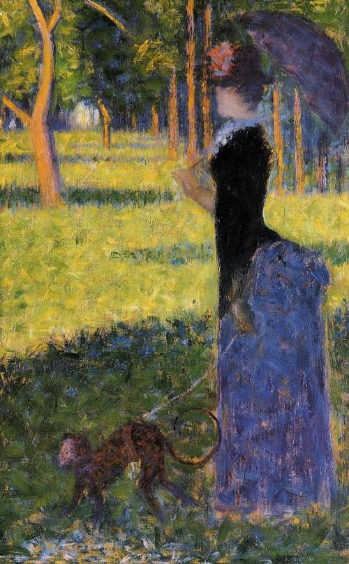 Жорж-Пьер Сёра | XIXe | Georges Seurat (101 фото)