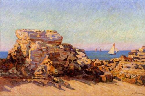 Жан-Батист Арман Гийомен / Jean-Baptiste Armand Guillaumin (192 фото)