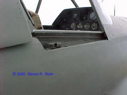 Фотообзор - американский истребитель Curtiss P40E Warhawk (62 фото)