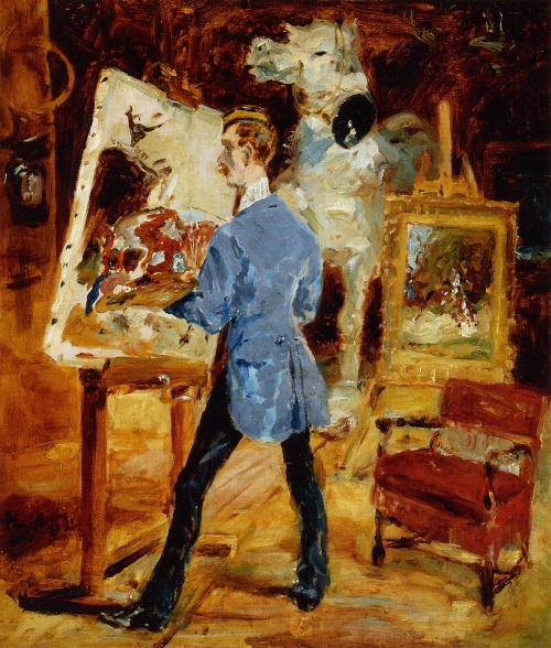Шедевры импрессионизма. Анри де Тулуз-Лотрек (254 фото)
