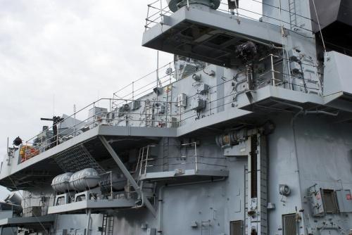 Британский фрегат St Albans Type 23 (107 фото)