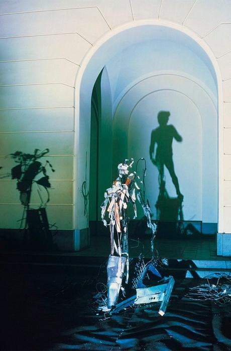 Художники, рисующие тенью (29 фото)