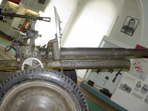 Фотообзор - советская дивизионная пушка Ф-22 колибра 76mm образца 1936 года (186 фото)