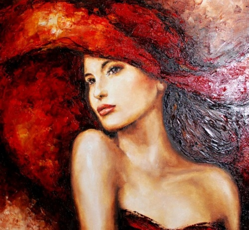 Огненный стиль Elzbieta Brozek (174 фото)