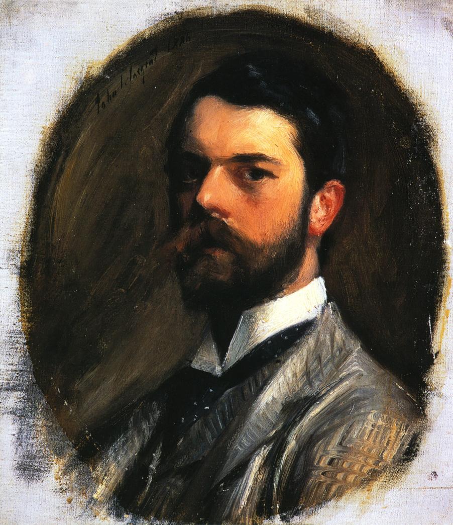 a biography of john singer sargent