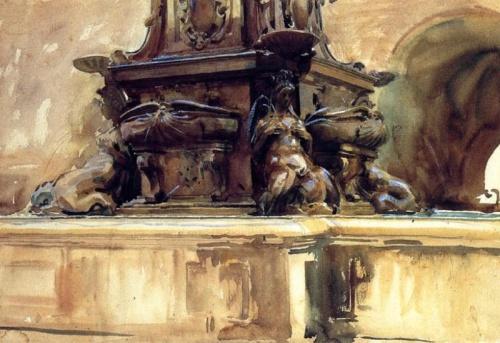 Американский художник Джон Сингер Сарджент / American artist John Singer Sargent (724 работ)