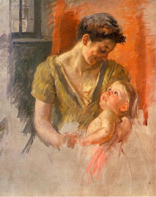 Шедевры импрессионизма. Мэри Кассат (287 работ)