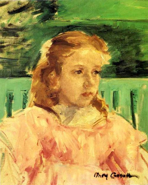 Шедевры импрессионизма. Мэри Кассат (287 фото)
