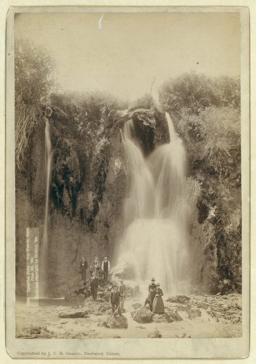 Фотографии Дикого Запада 1887-1892 (John C.H. Grabill Collection) (187 фото)