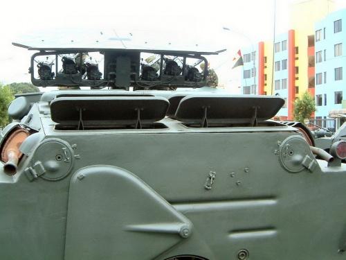 Фотообзор - советский бронеавтомобиль БРДМ - 2 (34 фото)