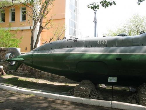 Советская сверхмалая подводная лодка проекта 908 «Тритон-2» (61 фото)