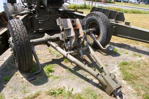 Фотообзор - американская гаубица калибра 155 мм Long Tom (49 фото)